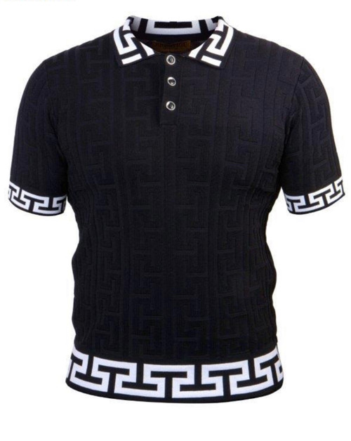 Luxury polo knit by Prestige Original