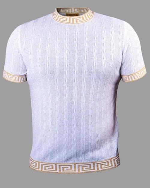 Luxury crew neck knit by Prestige Original