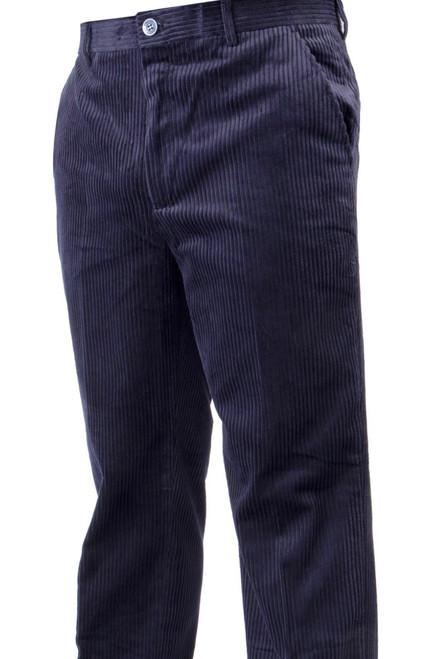 Prestige Corduroy Navy Pant