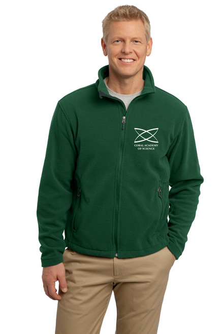 Middle School - Adult Jacket Green