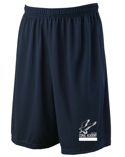 Adult Gym Short Navy
