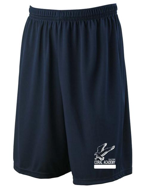 Adult Gym Short Navy