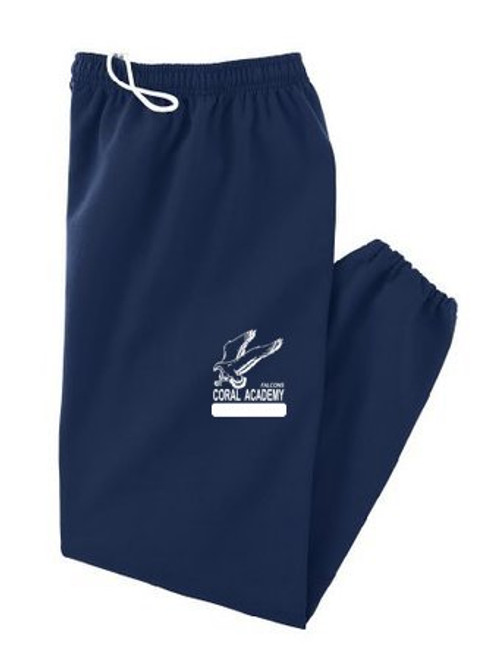 Youth Sweatpants Navy