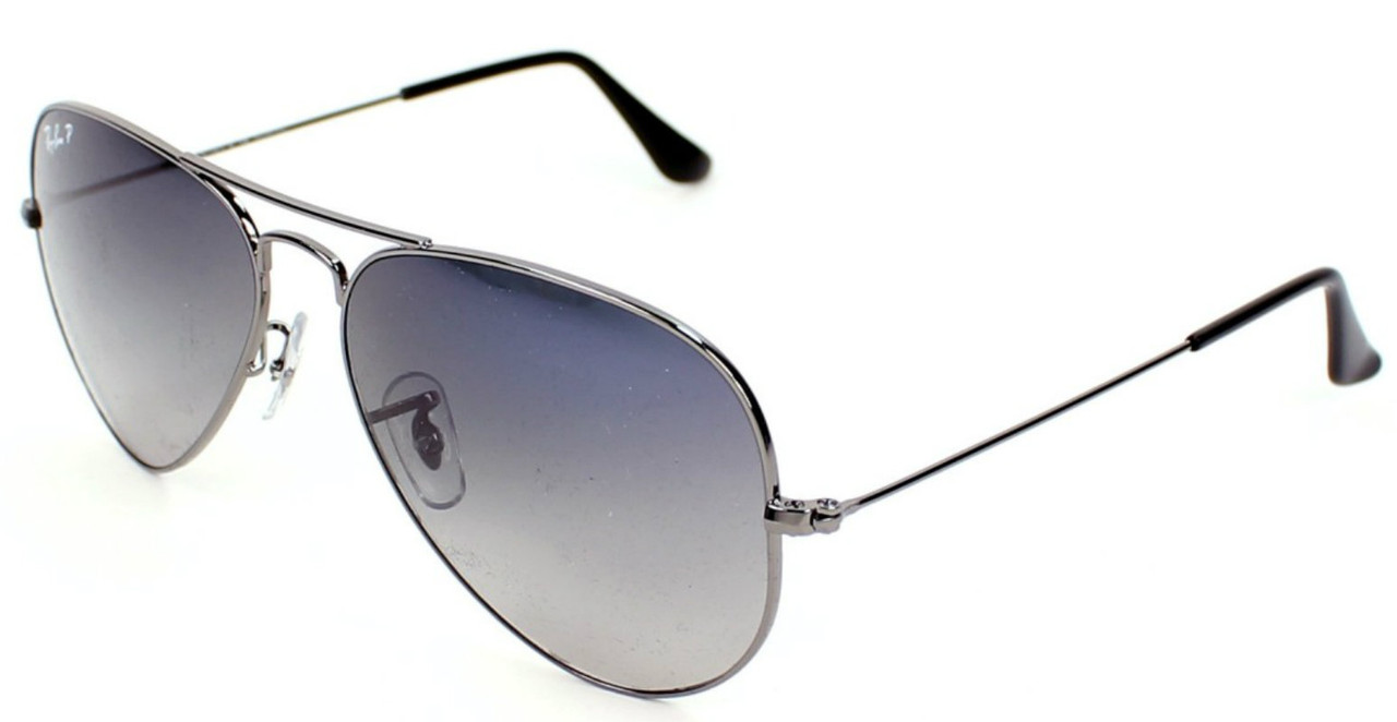 a7ce9007cbf51 Ray-Ban Aviator Sunglasses RB3025 004 78
