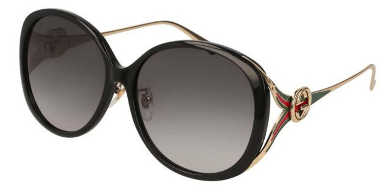 3333537ea71 Gucci Grey Gradient Women s Sunglasses GG0226SK 001 60-14-130