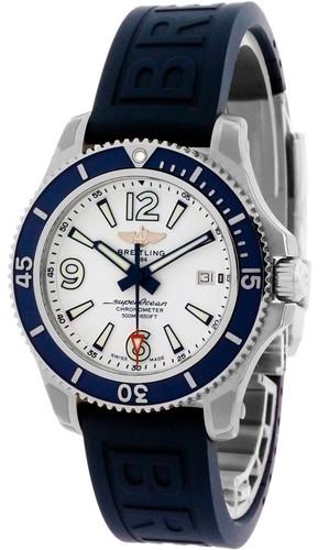 BREITLING Superocean 42MM AUTO White Dial Men's Watch A17366D81A1S2