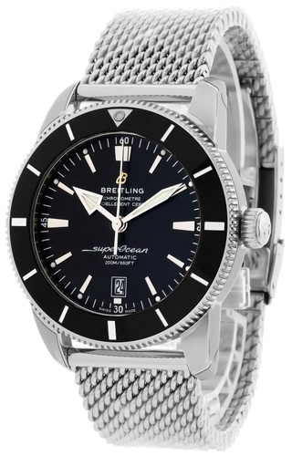 BREITLING Superocean Heritage II AUTO 46MM Men's Watch AB2020121B1A1