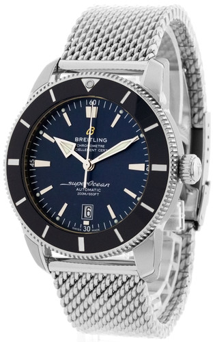BREITLING Superocean Heritage II AUTO 46MM Blue-D Watch AB2020161C1A1