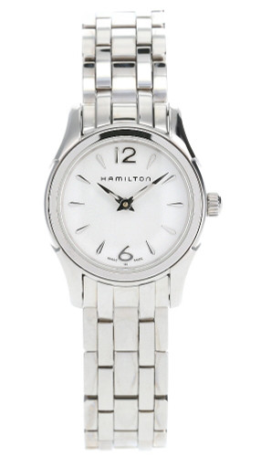 HAMILTON Lady Jazzmaster 29MM White Dial Women's Watch H32261115
