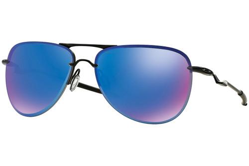 OAKLEY TAILPIN Polarized Pilot Blue Lens Men's Eyewear OO4086-08