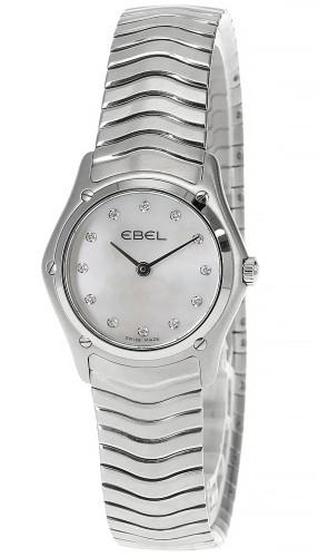 EBEL Classic Wave Diamond Marker MOP Women's Watch E9256F21-1215431