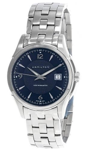 HAMILTON Jazzmaster Viewmatic 40MM AUTO Blue Dial Men's Watch H32515145