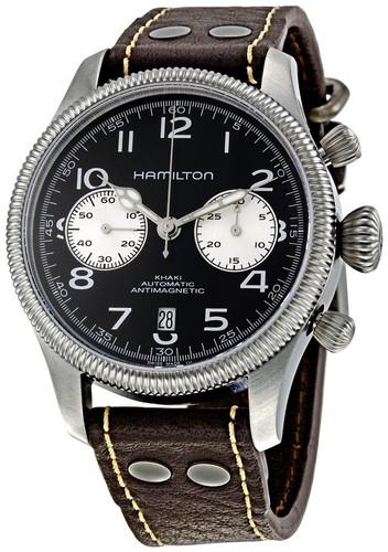 HAMILTON Khaki Field Pioneer Chronograph AUTO Men's Watch H60416533