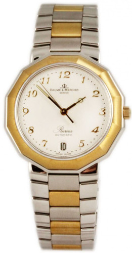 BAUME & MERCIER Riviera Two-Tone SS Automatic Men's Watch MOA06660