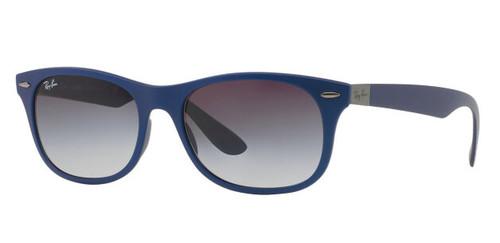 69e427a47e Ray-Ban Wayfarer Liteforce Grey Gradient 55MM Sunglasses RB4207 60158G