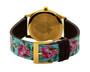 GUCCI G-Timeless 38MM Aqua Floral Print Dial Women's Watch YA1264085