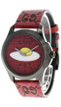 GUCCI Ghost G-Timeless UFO Motif Dial Red Rubber Men's Watch YA1264023