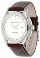 HAMILTON Jazzmaster Viewmatic 44MM AUTO Leather Men's Watch H32715551