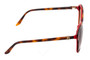 CARTIER Double C-Décor Tortoiseshell 60/16 Women's Sunglasses ESW00103