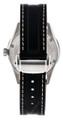 HAMILTON Broadway Day Date 40MM Quartz SS Stripe Dial Watch H43311735