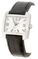 BAUME & MERCIER Hampton Spirit Black Leather Men's Watch MOA08369