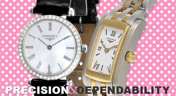 Longines Mothers Day Sale