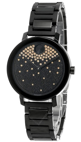 movado bold evolution women's watch
