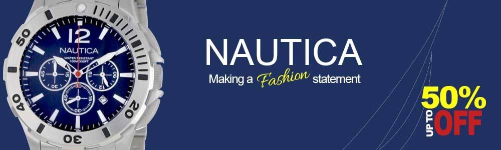 Nautica women's watches