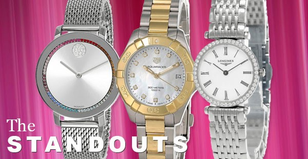 standout watches