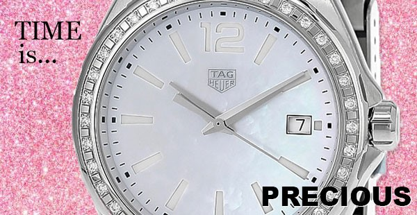 Tag Heuer Women's Watches for Mother's Day