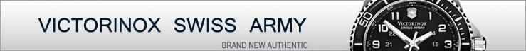 Brand New Authentic Victorinox Swiss Army Watches
