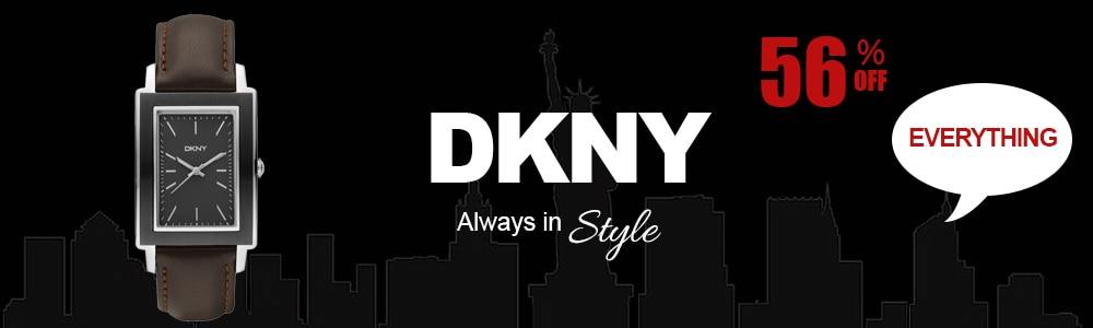 women's DKNY watches