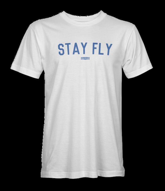 """STAY FLY"" Original Tee"
