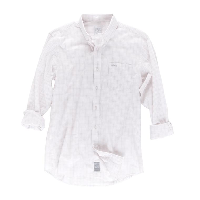 Proper Check Sport Shirt - High Rise
