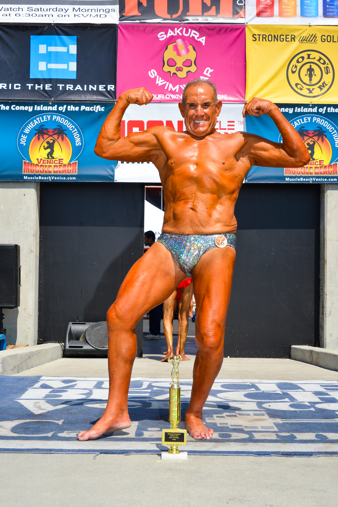 Ed Urbano Bodybuilder