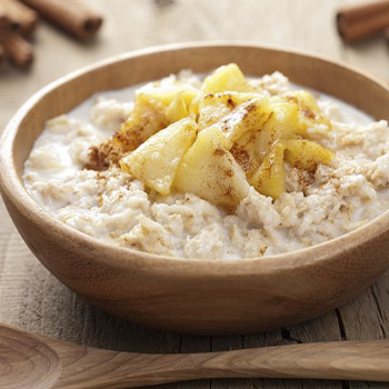 How to use raw maca powder in oatmeal