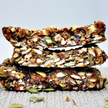 maca recipe for vegan energy bars