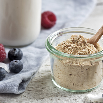 Raw Maca Powder with Berries