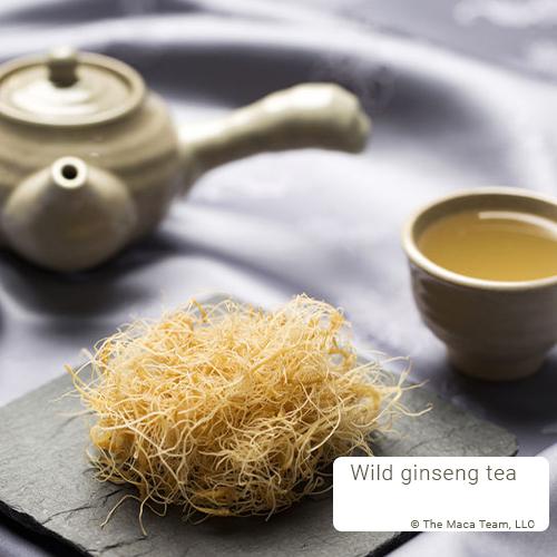 Wild Ginseng Tea