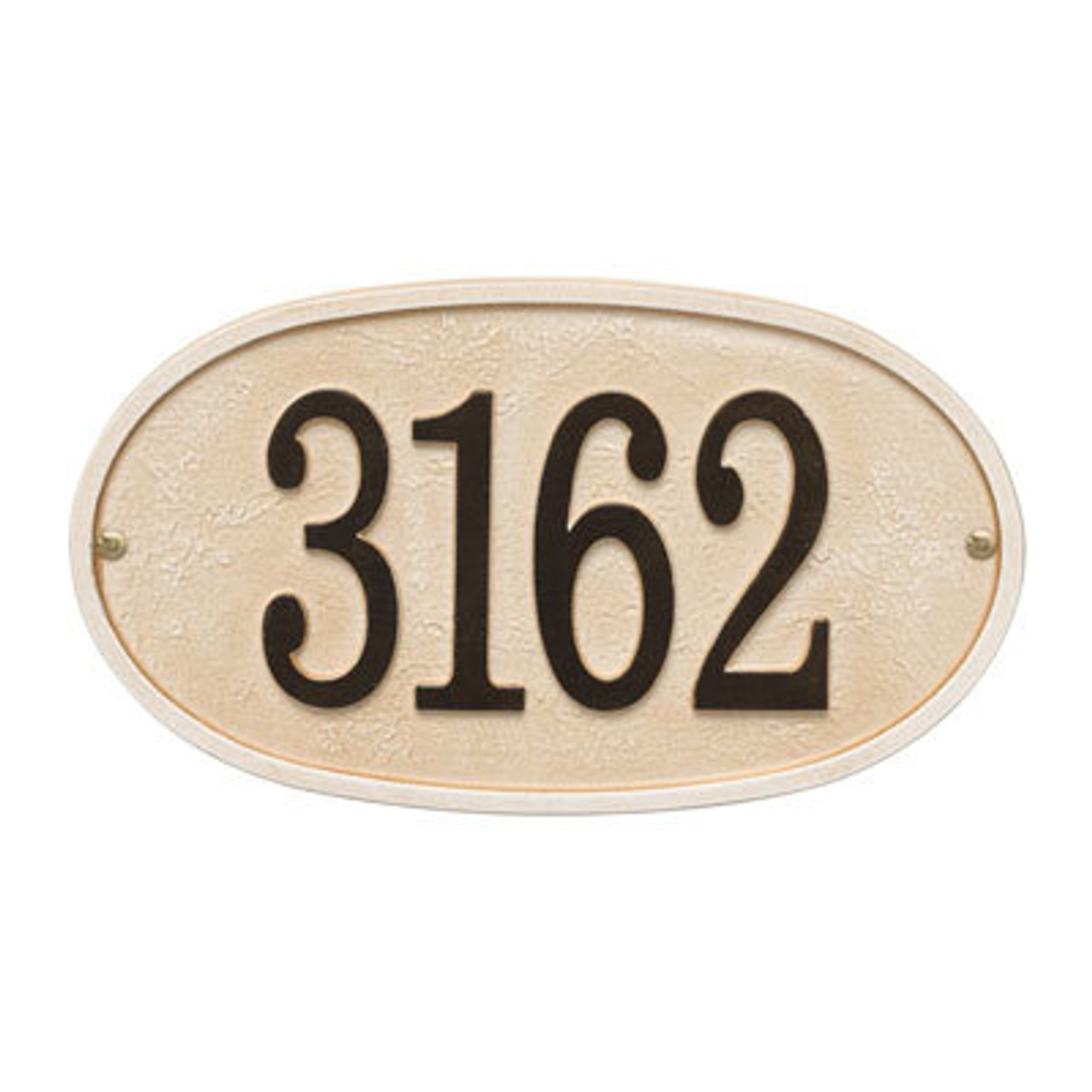 Stonework Address Plaques
