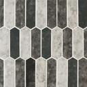 MS International Glass Tile Series: Urban Tapestry Picket 6mm Recycled Glass Mosaic Tile SMOT-GLSPK-UT6MM