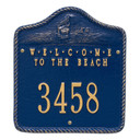 Whitehall Personalized  Welcome To The Beach Plaque