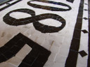 Mosaic House Numbers / Rome – H2P /