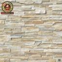 "MS International Golden Honey Ledger Panel 6"" x 24"" Natural Slate Wall Tile : LPNLQGLDHON624"
