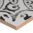 MS International Kenzzi Series: Paloma 8X8 Matte Porcelain Tile NPAL8X8