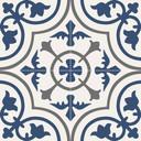 MS International Kenzzi Series: Zanzibar 8X8 Matte Porcelain Tile NZAN8X8