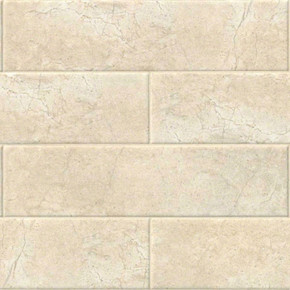 MS International Backsplash Series: Classique Beige Crema 4X16 Glossy Bullnose Subway Tile NBEICREGLO4X16SBN
