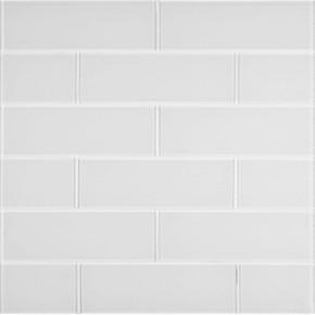 MS International Backsplash Series: Ice Glass 4x12 Subway Tile SMOT-GL-T-IC4X12