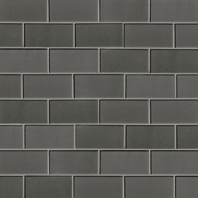 MS International Backsplash Series: Metallic Grey 3X6 Crystallized Subway Tile SMOT-GL-T-MG36