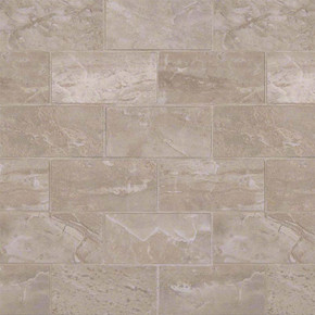 MS International Backsplash Series: Pietra Pearl 2X4 Polished Mosaic Subway Tile NPIEPEA2X4P